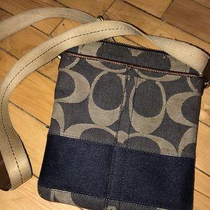 COACH purse/satchel
